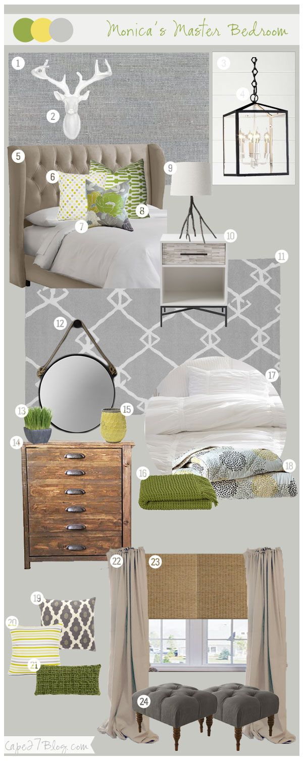 Mood board monica 39 s master bedroom pinterest recamara for Master decoracion