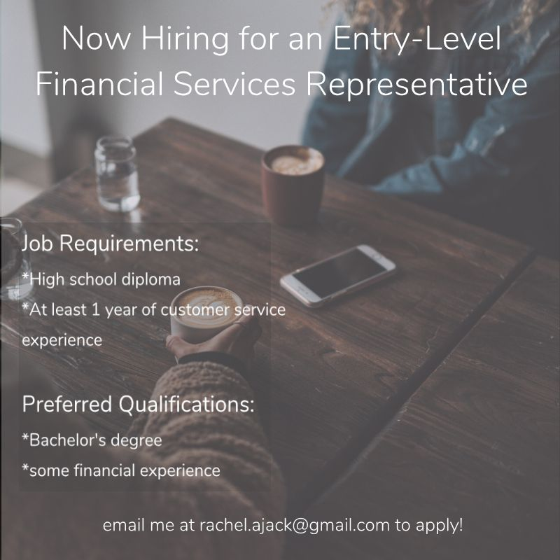 Now Hiring For Customer Service And Data Entry Professionals At A