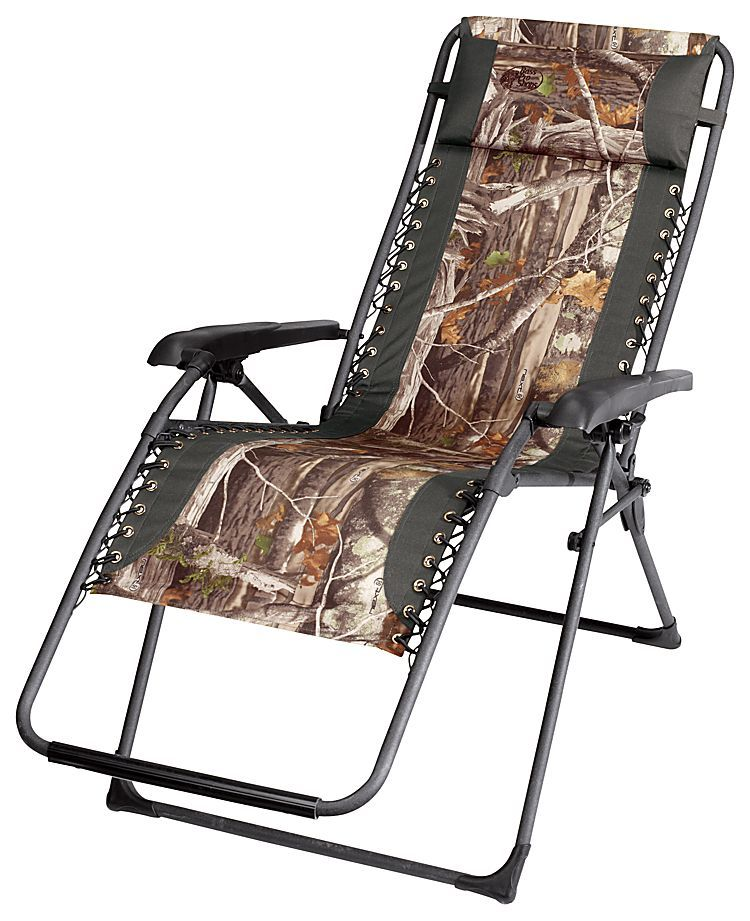 bass pro shops true timber zerogravity lounge chair - Zero Gravity Lounge Chair