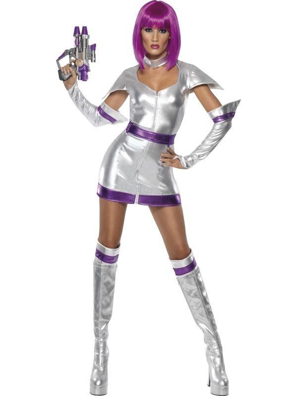 Space girl costume  sc 1 st  Pinterest & Space girl costume | Out of this World | Pinterest | Space girl ...