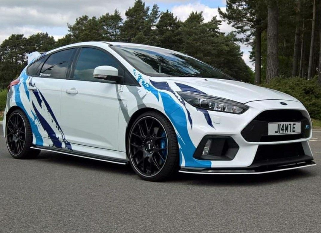 Pin By N8 D066 On Focus Fiesta Ford Focus St Ford Focus Focus Rs