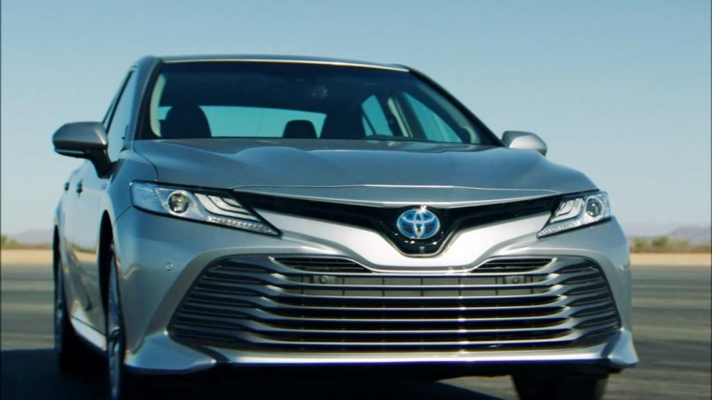Toyota Camry Hybrid 2018 The Newest Technology auto