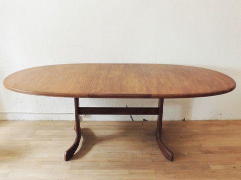 Mesa G plan extensible - The Nave - midcentury - wood - woodwork - madera - furniture - mobiliario - thenave - estilo - mesa - decoracion - table - ercol - escandinavo - danes - ingles - nordico - gplan