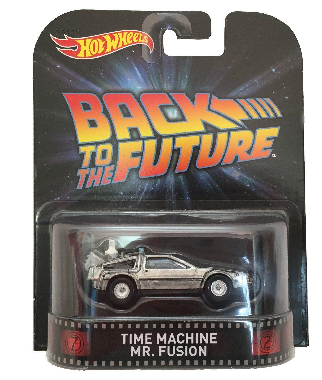 amazon com time machine mr fusion