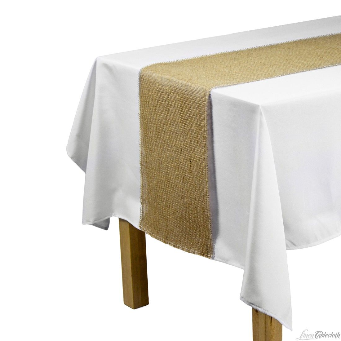 Buy 12 5 X 120 Inch Jute Table Runner With Fringe Edge At Linentablecloth These Burlap Runners Are Great Burlap Table Runners Linen Table Runner Table Runners