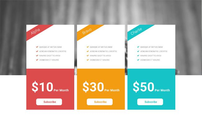 Pricing Card Design Pricing Table Web Design Table Template
