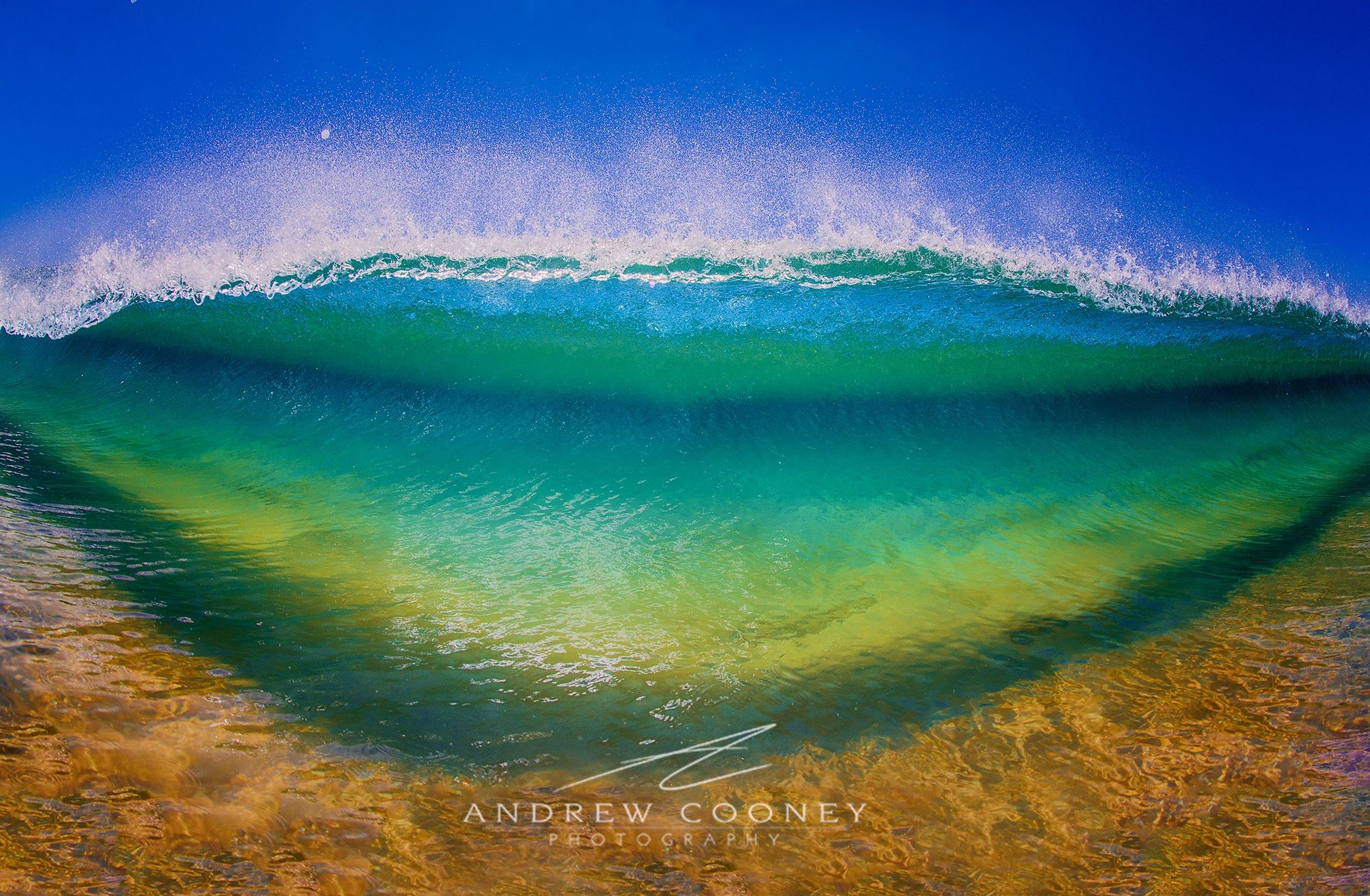 Ocean Kiss by Andrew Cooney on 500px