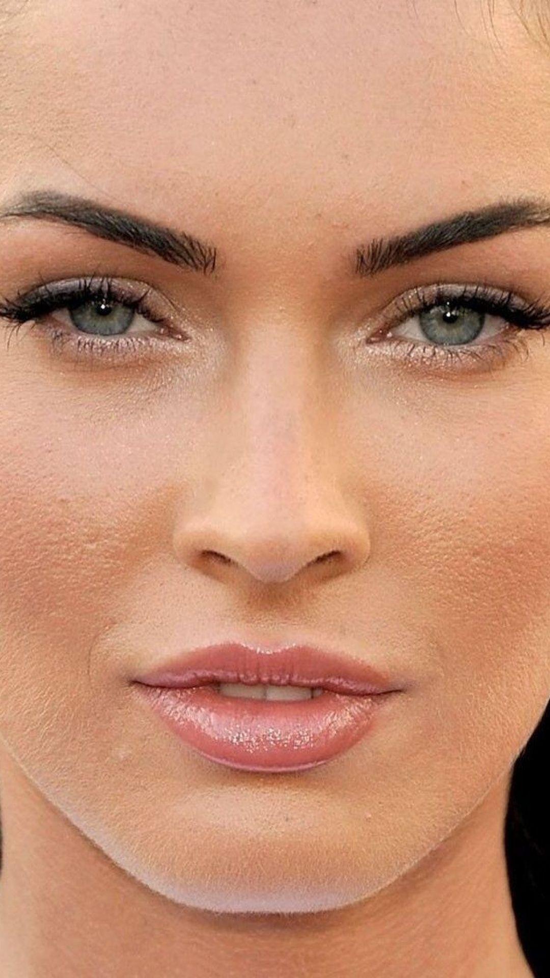 Megan Fox Face Sk P Google Make Up Pinterest Megan Fox