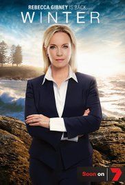 Winter ~ Australian crime tv show  Watching this at the