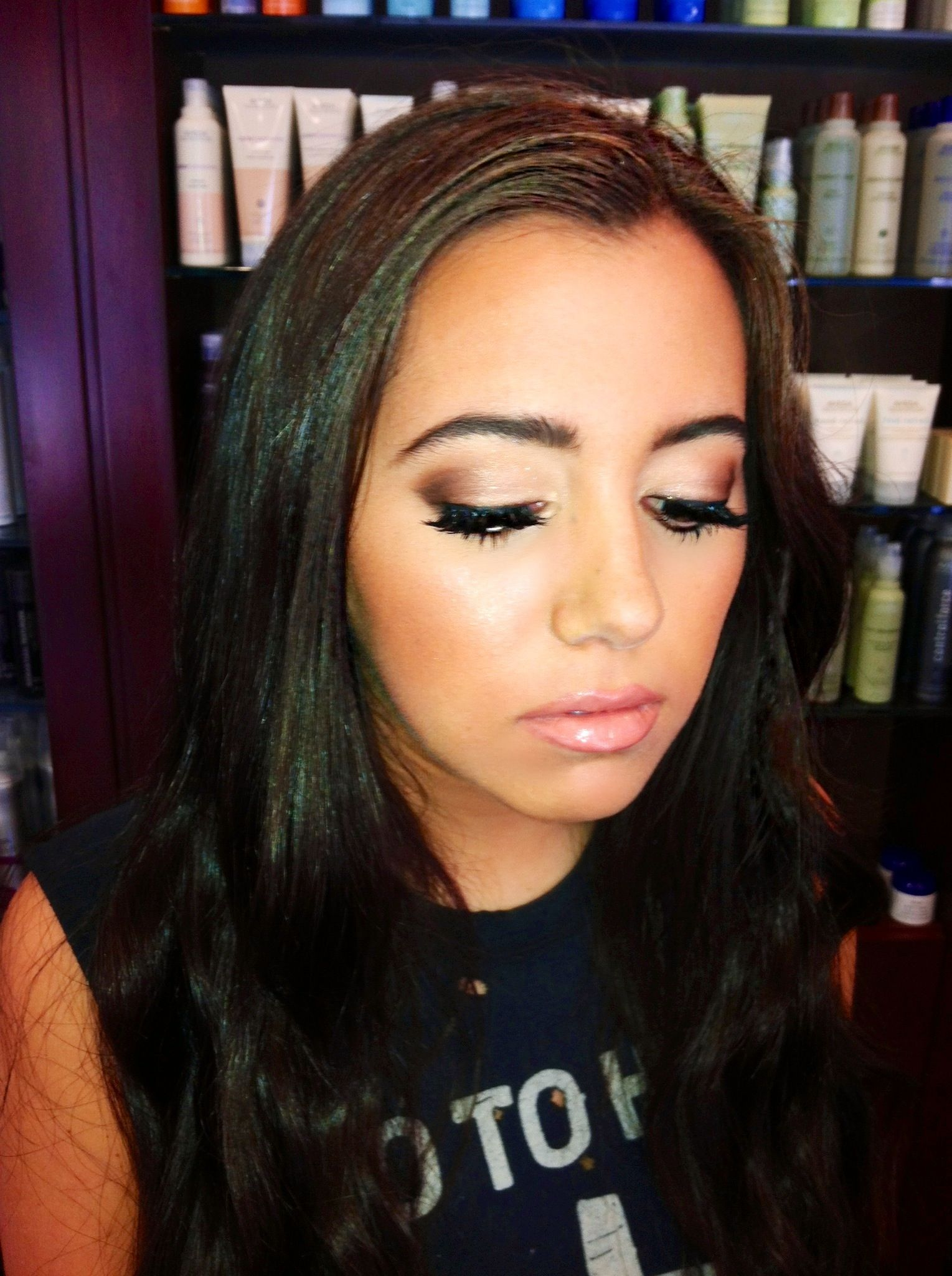 Wedding Makeup By Valerie Mchale Lashes Weddingmakeup Wedding Makeup Wedding Make Up Wedding