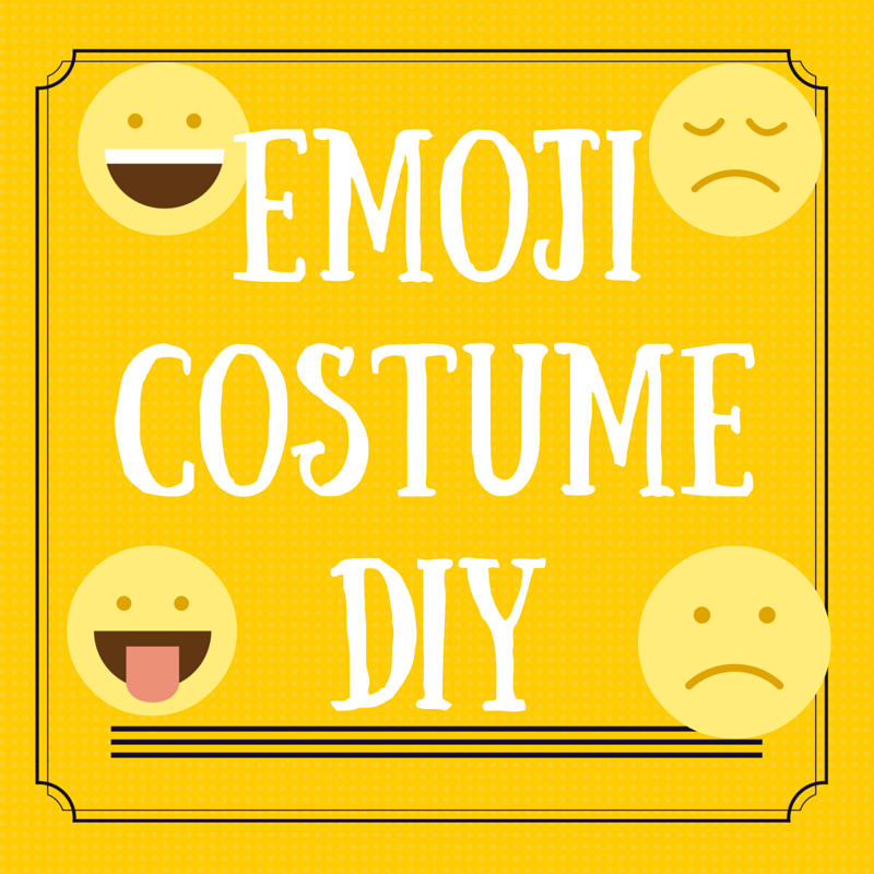 Today well be diving into a emoji costume diy do it yourself today well be diving into a emoji costume diy do it yourself solutioingenieria Images