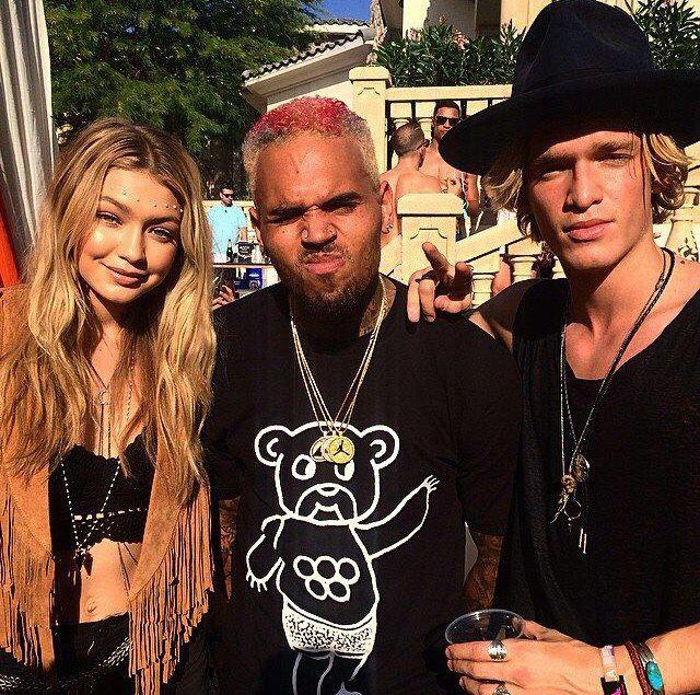 Gigi, Chris, and Cody