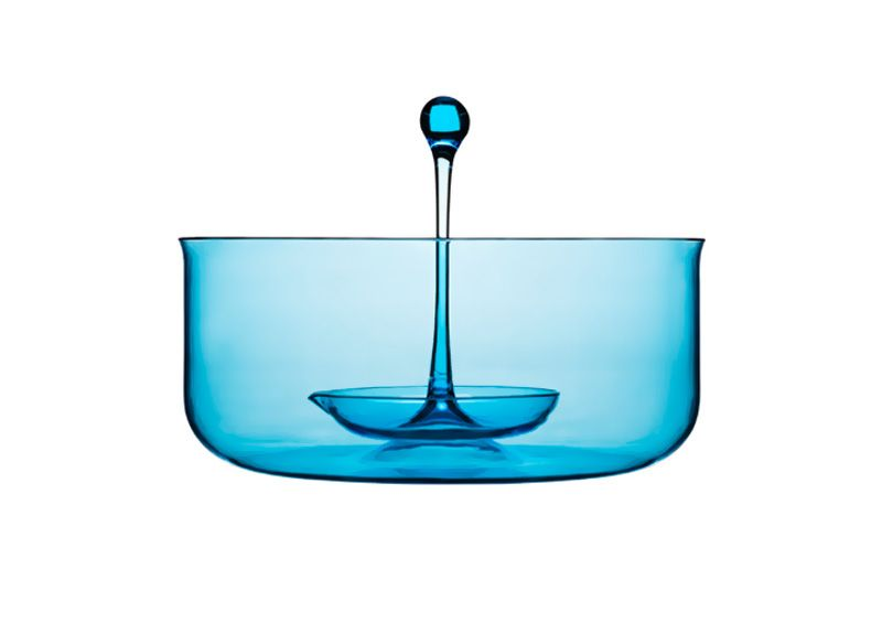 """EQ3 Sagaform """"Happy Days"""" punch bowl with ladle ( $50,  eq3.com  )  - part of Hostess gifts gift guide"""