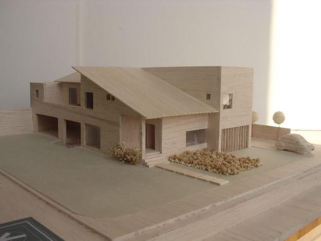 Maquetas de madera balsa y otros materiales - Distrito Federal