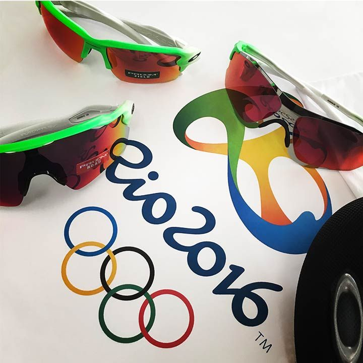 3b92b081be Oakley gears up for the Olympics with the Green Fade Eyewear ...