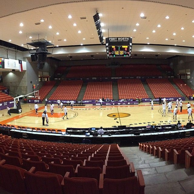 Wilkerson Greines Arena Fort Worth Texas College Basketball Instagram Posts Over The Years
