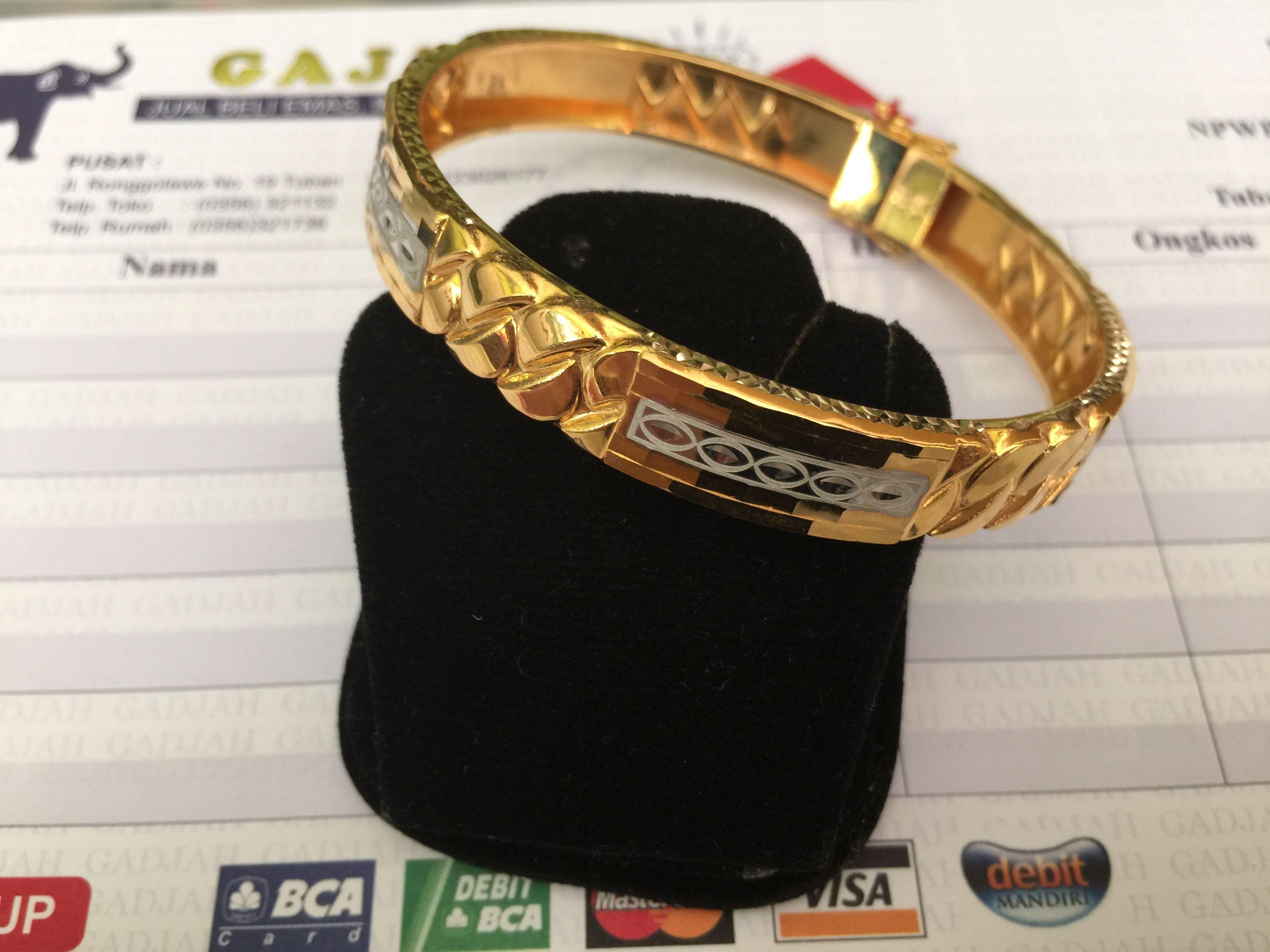 18k Gold Bangkok Bangle 18k Gold Jewelry Pinterest 18k gold