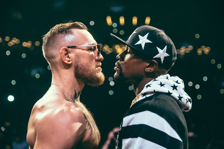 Mayweathermcgregor Conor Mcgregor Boxing Ppv Boxing