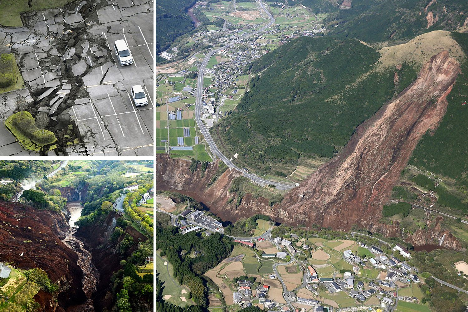 youtube japan landslide earthquake today - HD 1500×1000