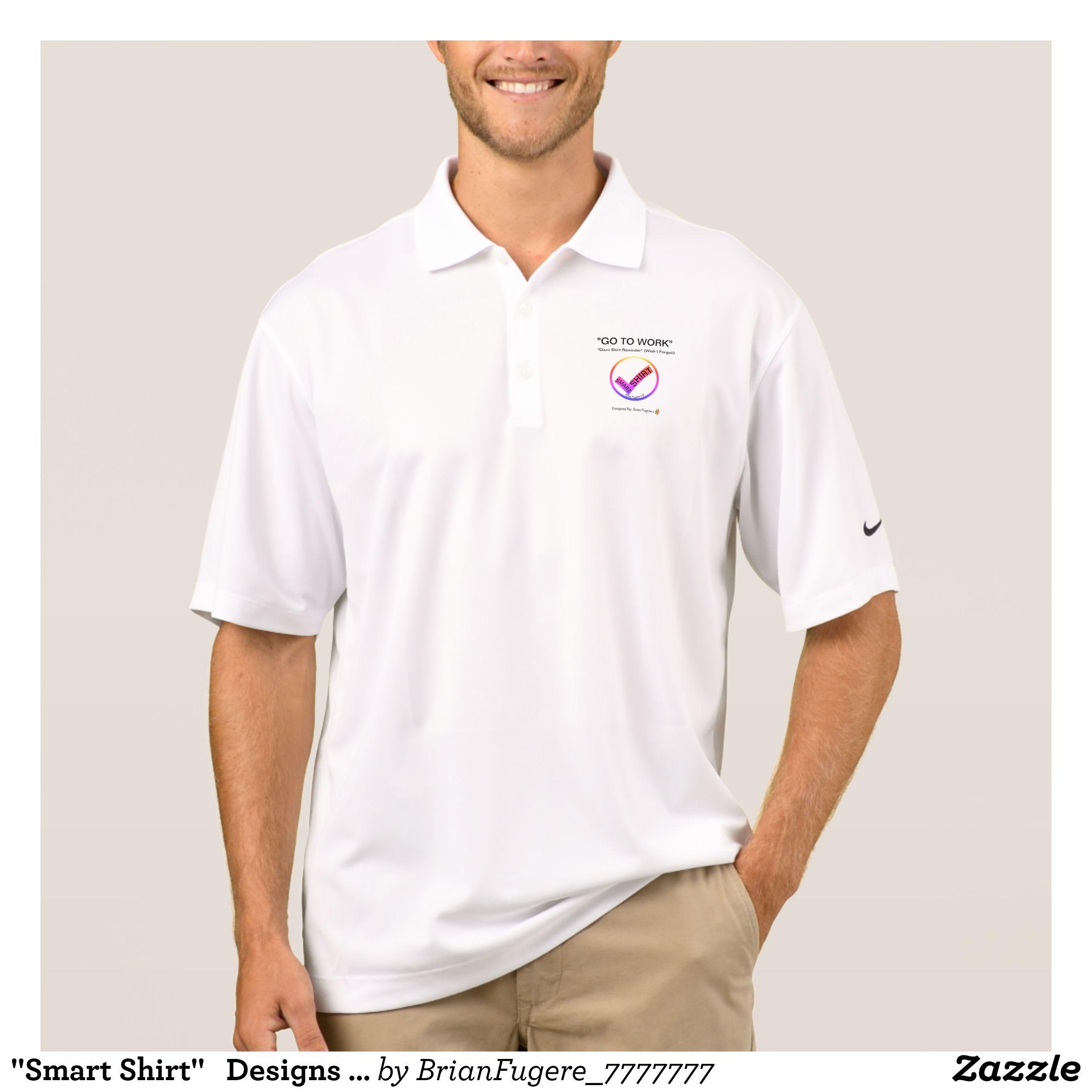 Smart Shirt Designs By Brian Fugere Polo Sh Mens Polo Shirts