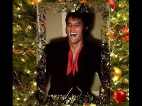 Elvis Presley It Won T Seem Like Christmas Without You Elvis Presley Christmas Favorite Christmas Songs Elvis Presley Videos