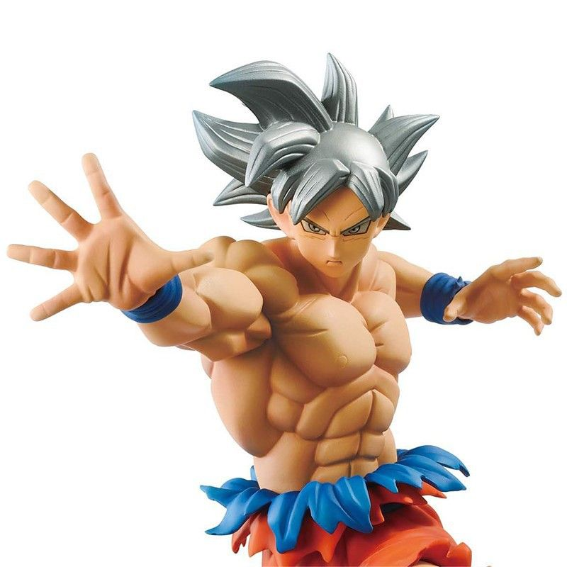 Figurine Dragon Ball Super Son Goku Ultra Instinct Goku