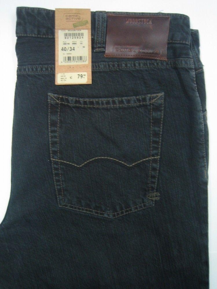 camel active jeans woodstock blue black uvp 79 95 eur. Black Bedroom Furniture Sets. Home Design Ideas