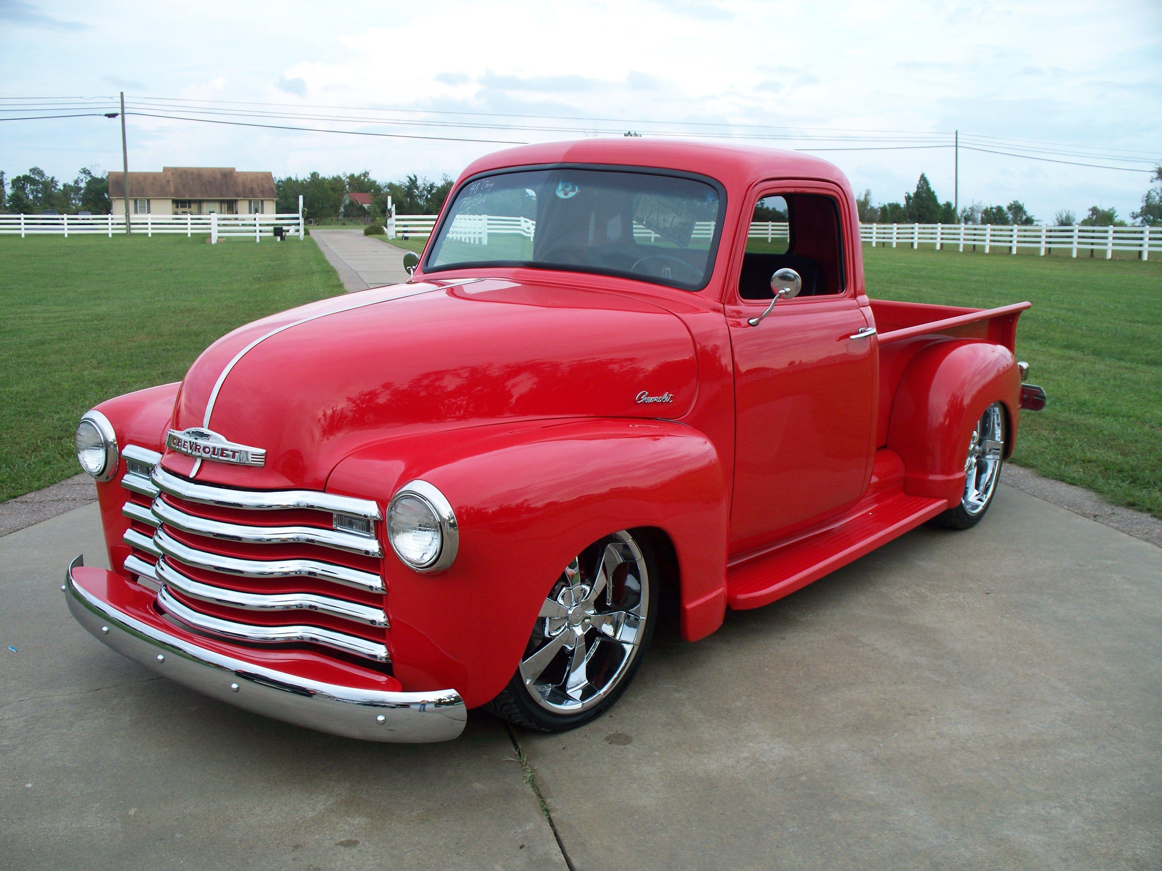 classic chevrolet truck | Classic Cars | Rat Rods & Hot Rods ...