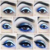 7 Arten von Augen Make up Aussieht Sollten Sie VersuchenTutorials Inklusive #aug…