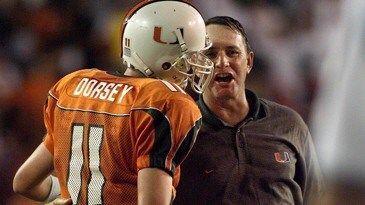 Ken Dorsey Fiu Assistant Athletic Director Fiu Panthers