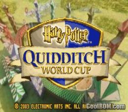 Harry Potter Quidditch World Cup Rom Download For Gameboy Advance Gba Coolrom Com Harry Potter Quidditch Quidditch World Cup