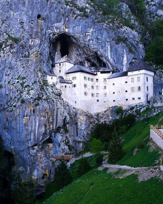 Predjama Castle In Slovenia Places To Visit Places To Travel Beautiful Castles
