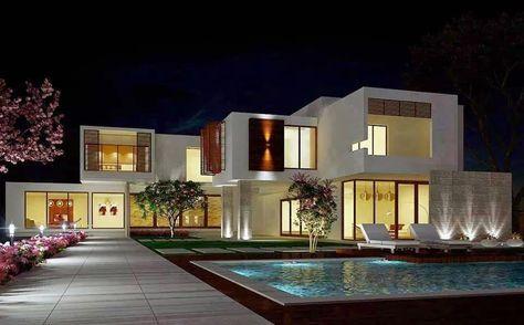 30 fachadas de casas modernas dos sonhos casas pinterest for 30 fachadas de casas modernas dos sonhos