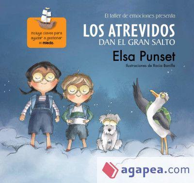 Con la nueva colección «Taller de emociones» Elsa Punset quiere ayudar a los niños a conocer y a controlar sus propias emociones, algo indispensable para crecer felizTodos experimentamos emociones y saber gestionarlas es algo muy complejo, sobre todo para los más pequeños. A partir de 6 años