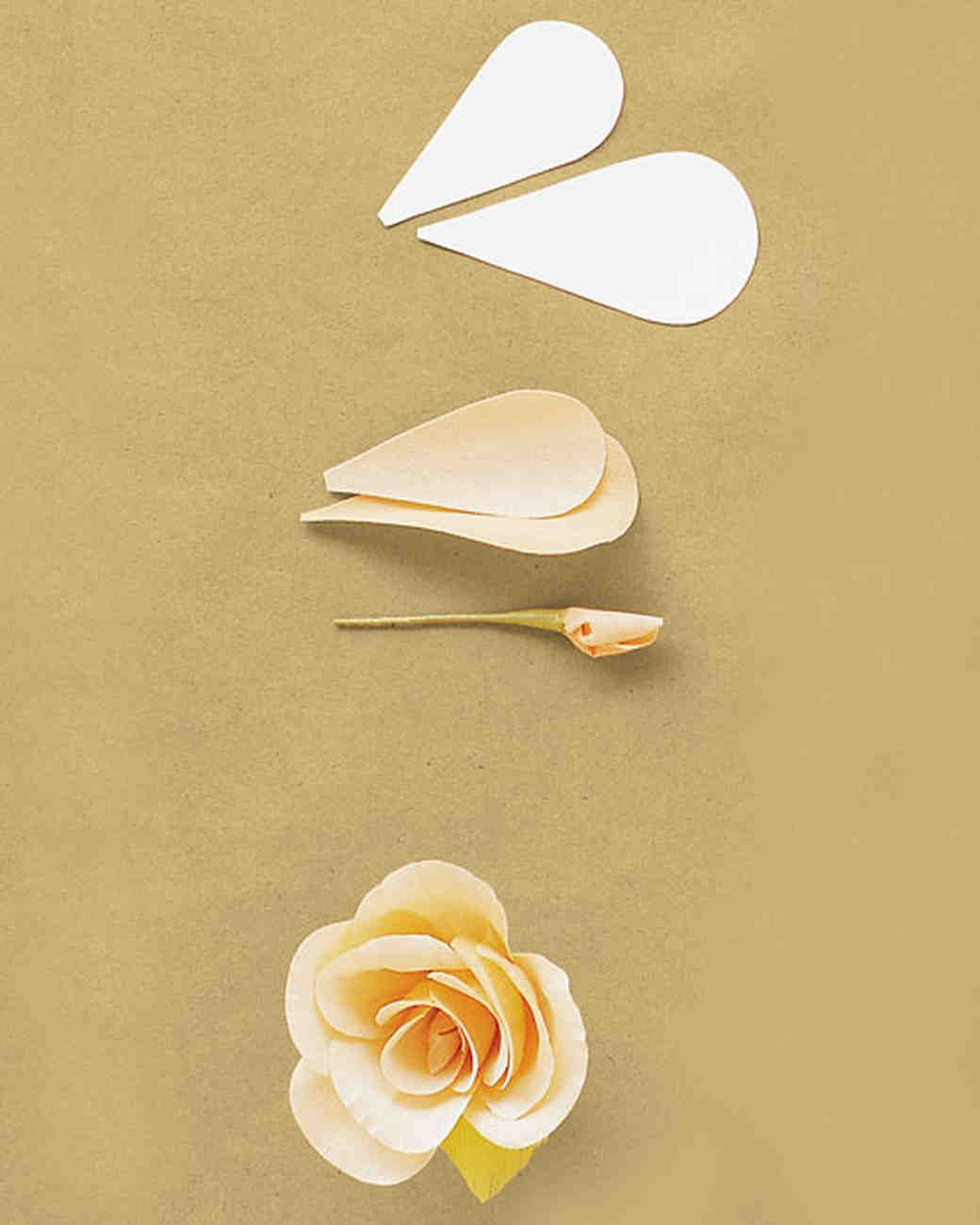 How To Make Crepe Paper Flowers Pinterest