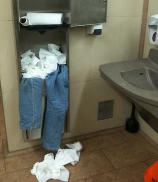 Did You Lose Your Pants In The Walmart Bathroom Walmart