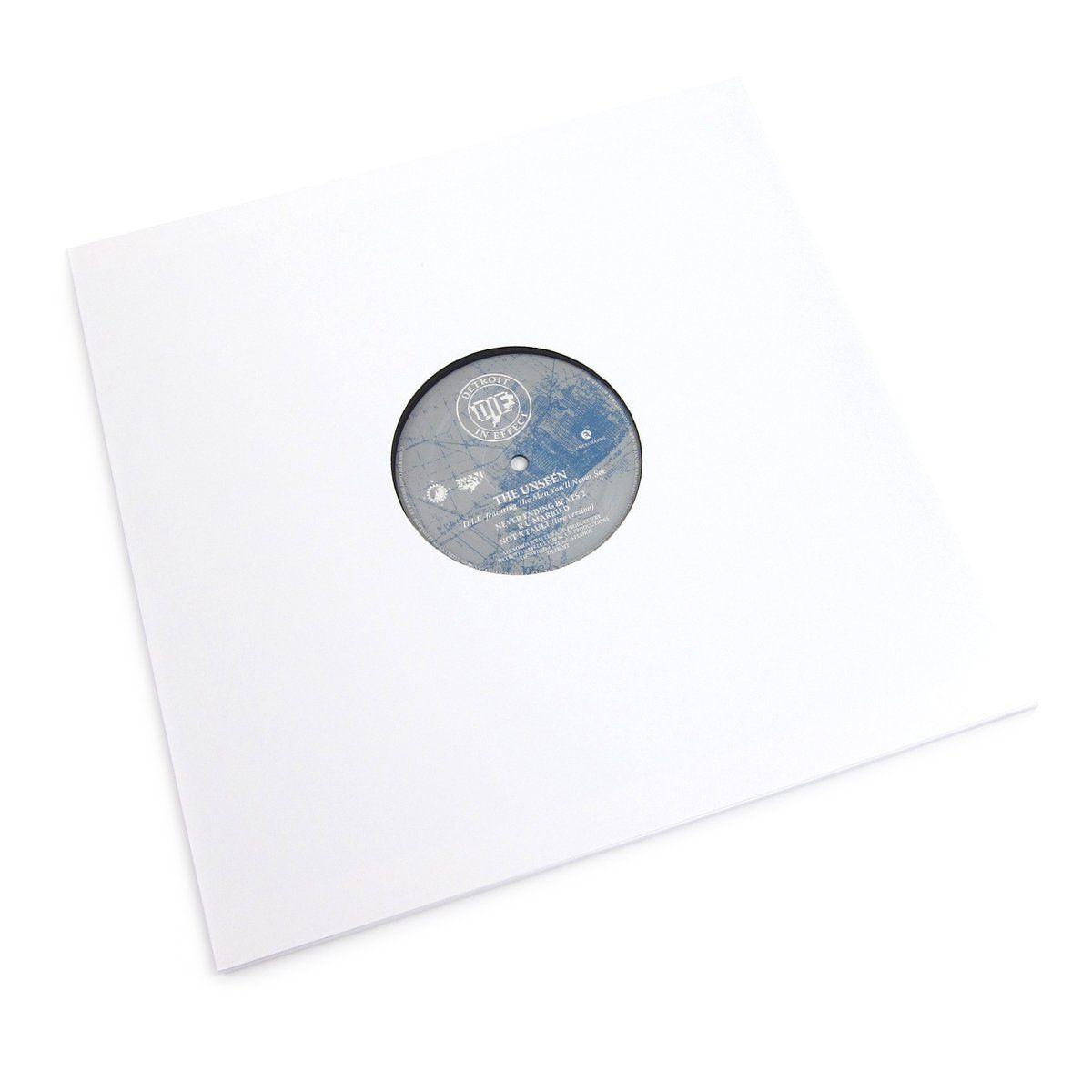 D I E Feat The Men You Ll Never See The Unseen Vinyl 12 Vinyl Better Music Men