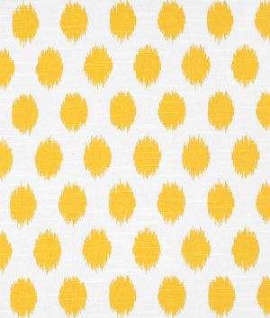Premier Prints Jo Jo Corn Yellow Slub Fabric - $11.98 | onlinefabricstore.net  Would love this for curtains in the living room!