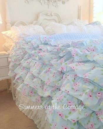 summers at the cottage shabby chic beach cottage bedding linens rh pinterest com