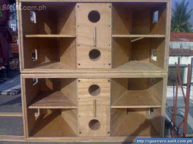 18 Inch Subwoofer Enclosure Plans | Made To Order Clone Speaker Box