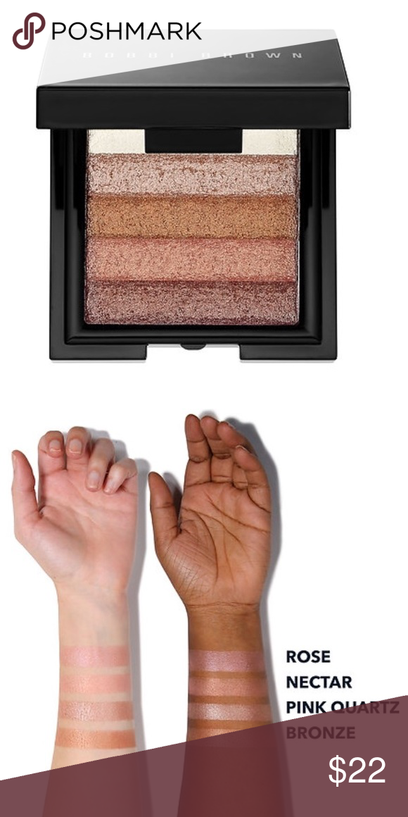 afbd7aa39b00 NEW BOBBI BROWN Shimmer Brick Compact BRONZE Mini NEW Unopened (never  swatched!) BOBBI