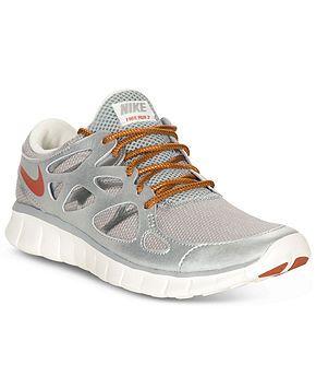 Nike Women's Shoes, Free Run+ 2 Premium EXT Sneakers Finish Line