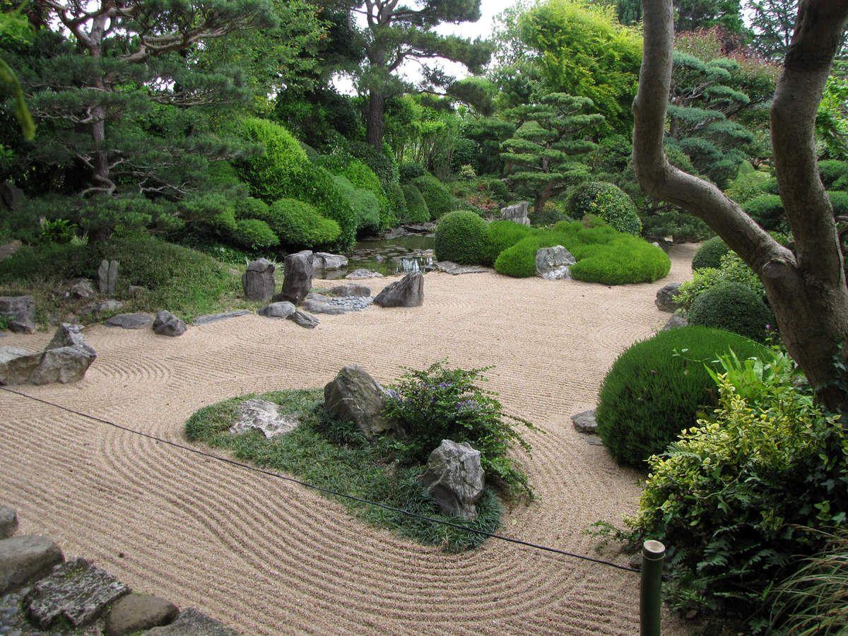 Jardin Zen D Erik Borja Design Jardin Jardin Zen