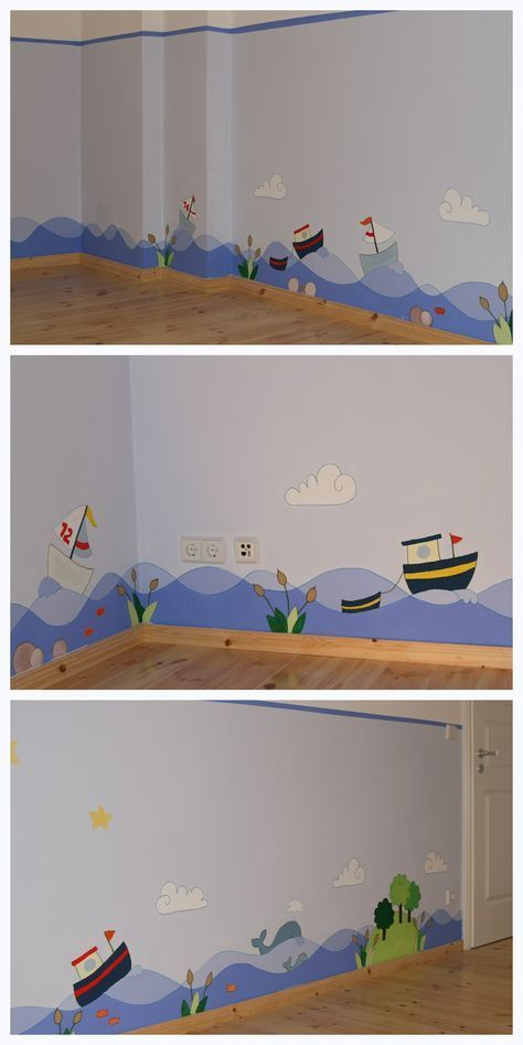 Wanddekoration für Kinderzimmer in Berlin und Brandenburg