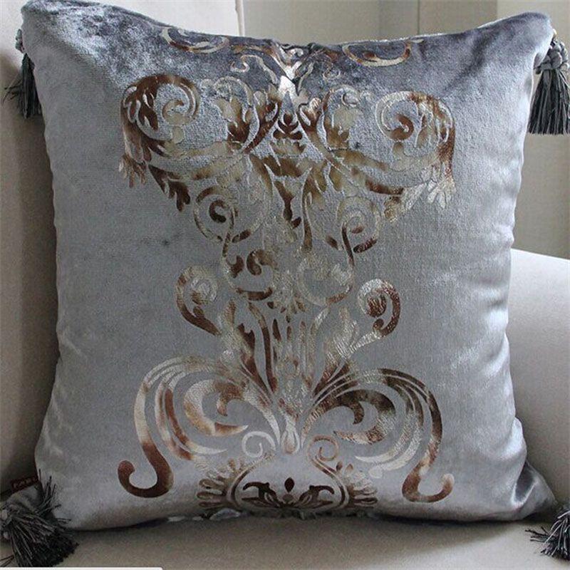 l'europe de luxe chaise canapé coussin de velours de qualité ... - Chaise De Luxe Design