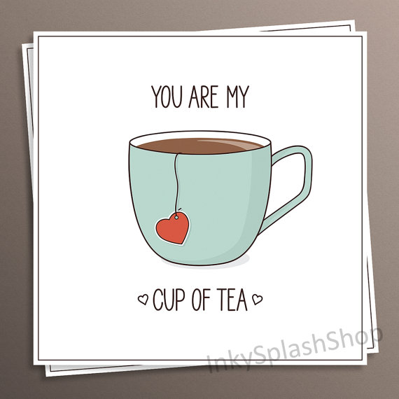 10+ You re my cup of tea printable ideas in 2021
