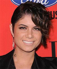 Leah LaBelle  Hairstyle