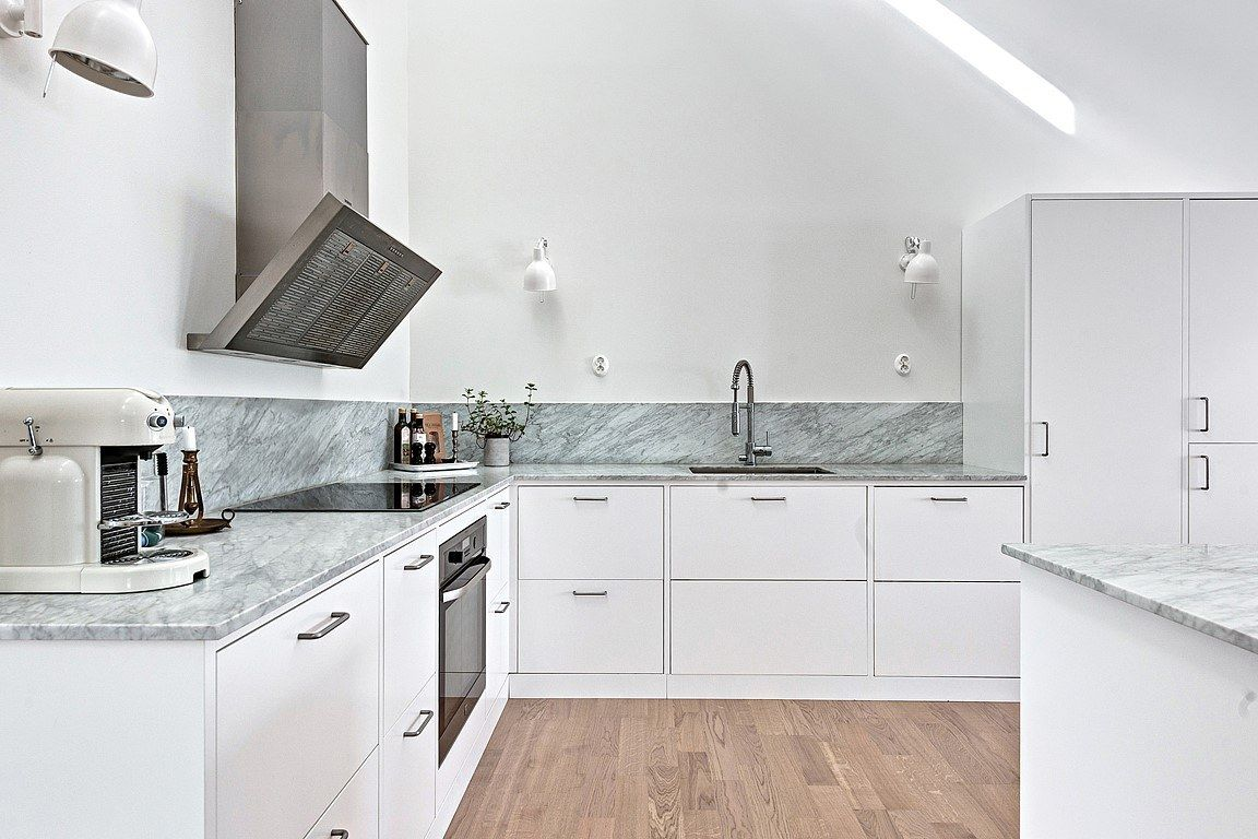 Inredning måttbeställd bänkskiva : Nya köket! | Kitchens, Kitchen reno and Accent furniture
