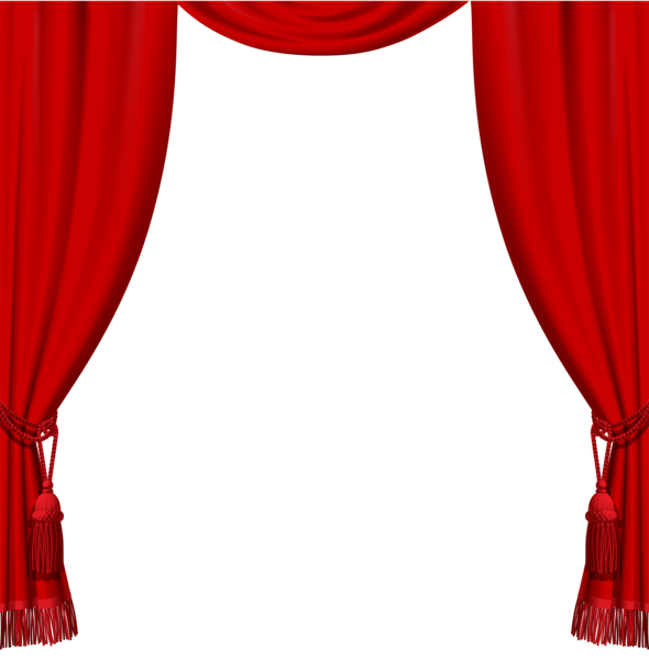 Pin By Shelley Smith On Backdrops Red Curtains Tassel Curtains Curtains