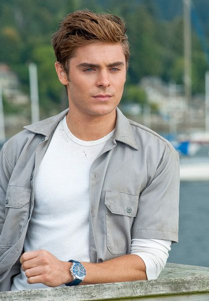 Zac Efron- loved him in The Lucky One and Charlie St. Cloud!!